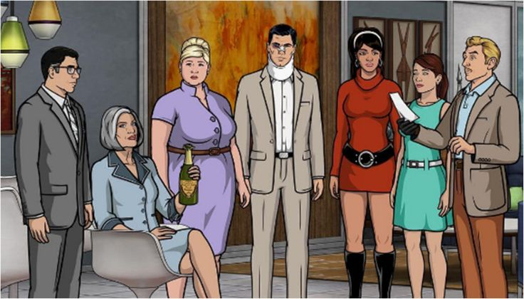 FX Comedy 'Archer' Stays Through Season 8 to 10: How Will Archer Survive Gunshot? - http://www.movienewsguide.com/fx-comedy-archer-stays-season-8-10-will-archer-survive-gunshot/233344