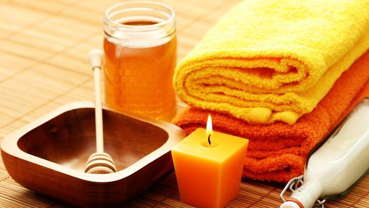Kuulas iho ja kauniit hiukset voit saavuttaa hunajaa hyödyntämällä. Copyright: Shutterstock. Kuva: Shutterstock.