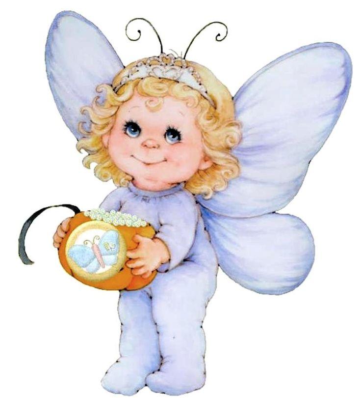Дневники картинки детки ангелочки феи