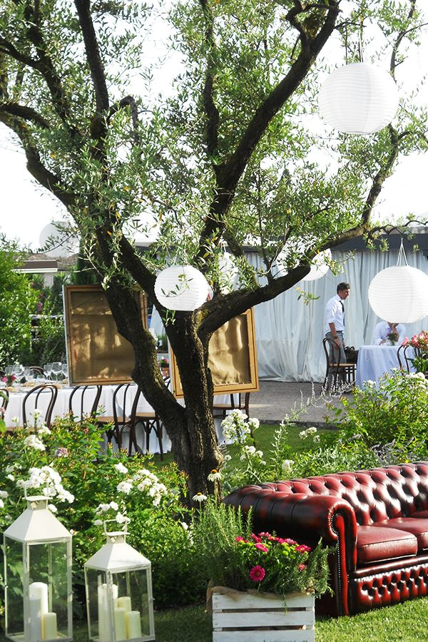 Matrimonio Country Chic in Fuxia e Bronzo « Iciban – Wedding & parties designer