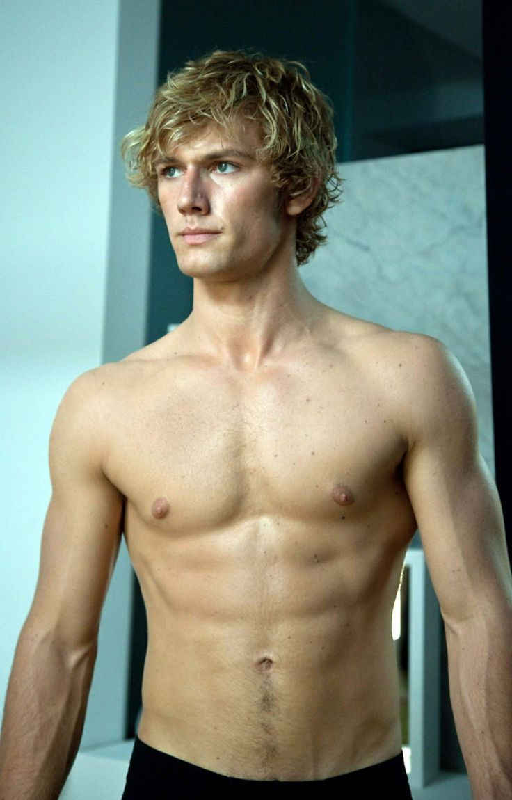 Alex Pettyfer, whenever I see him I think: oh yeah, he's fit!  But then I never think of him again :)