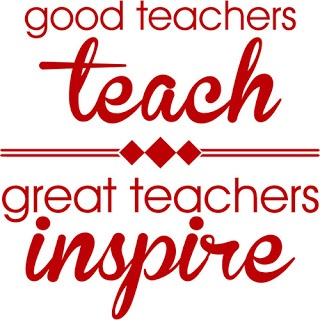 Burton Avenue: Freebie Friday - Great Teachers