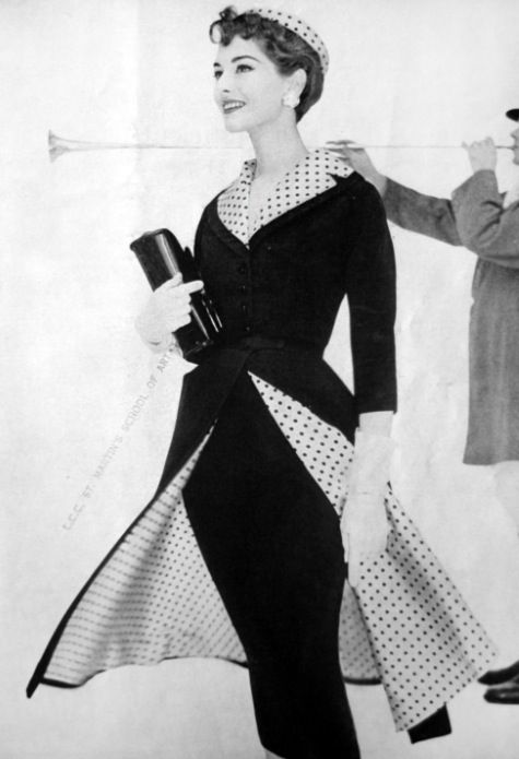 1954 Glamour (I love this one!)