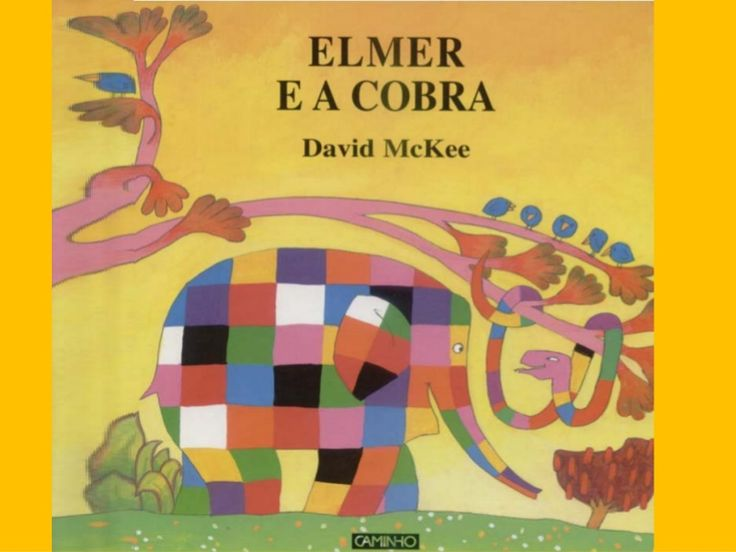 Os elefantes não ficaram muito convencidos, masconcordaram com a ideia da Cobra.No caminho de regresso a casa, pediram aosoutros animais que os ajudassem a eng…