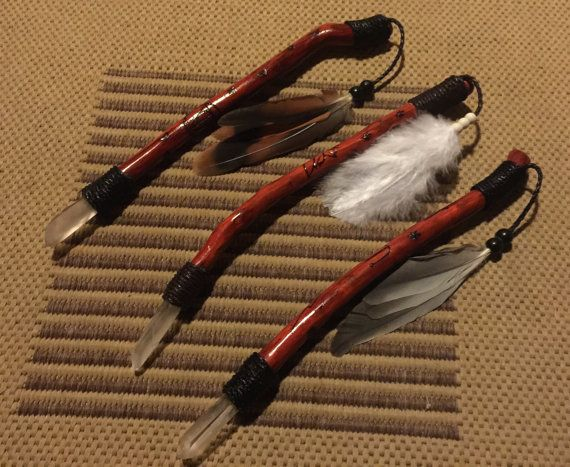 Kids & Basic Crystal Wands of all types by ChrystalMajik on Etsy