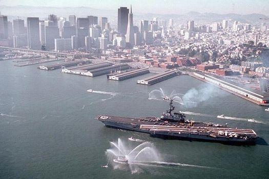 41 65 Midway Uss Coral Cv Enterprise 43 Sea Cv Uss Cv Uss