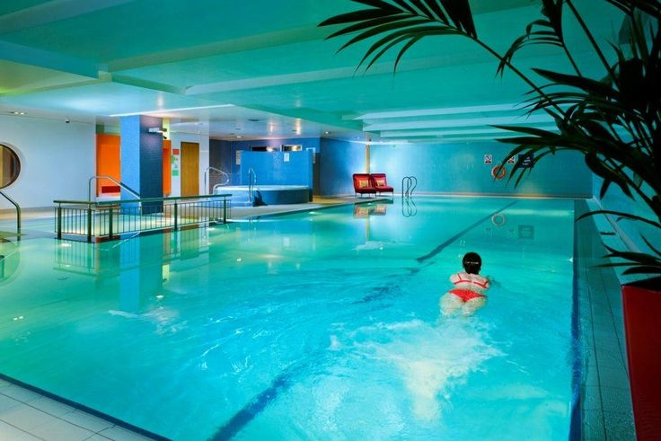 Swimming Pool - Clarion Hotel Cork City - 4 Star Hotel in Cork - City Centre