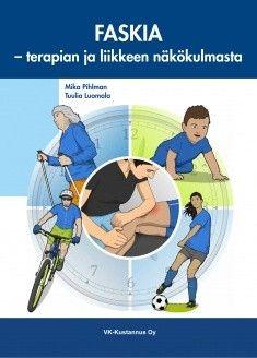 Kuvaus: Faskia - terapian ja liikkeen näkökulmasta on ensimmäinen suomalaisin voimin toteutettu kirja faskian maailmasta ja sen merkityksestä. Kirjassa paneudutaan asiaan selkein kuvin ja valaisevin esimerkein. Siinä selvitetään faskioiden ja niiden expansioiden merkitys rakenteina sekä kuntoutuksen ja harjoittelun kannalta.