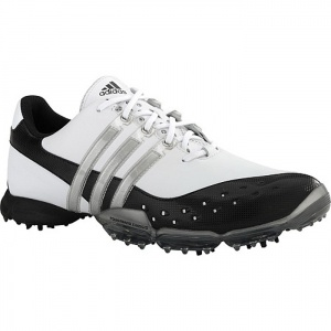SALE - Mens Adidas Powerband Golf Cleats White - BUY Now ONLY $140.00