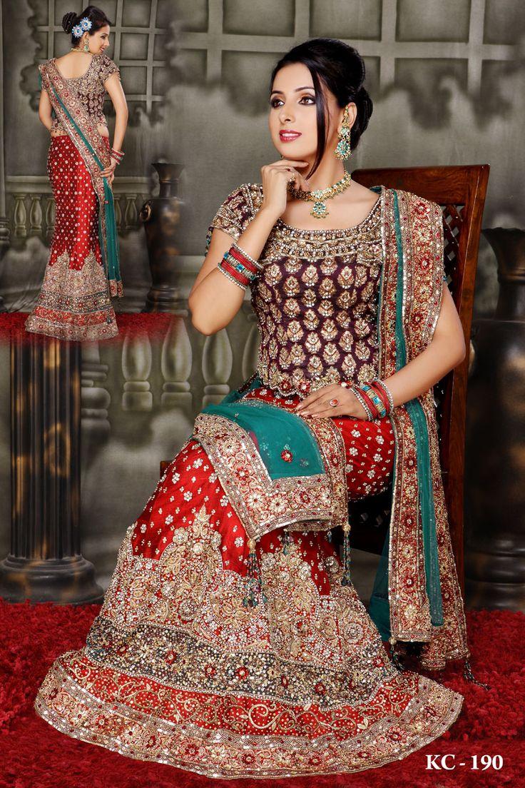 44 best Wedding Dresses images on Pinterest Indian dresses