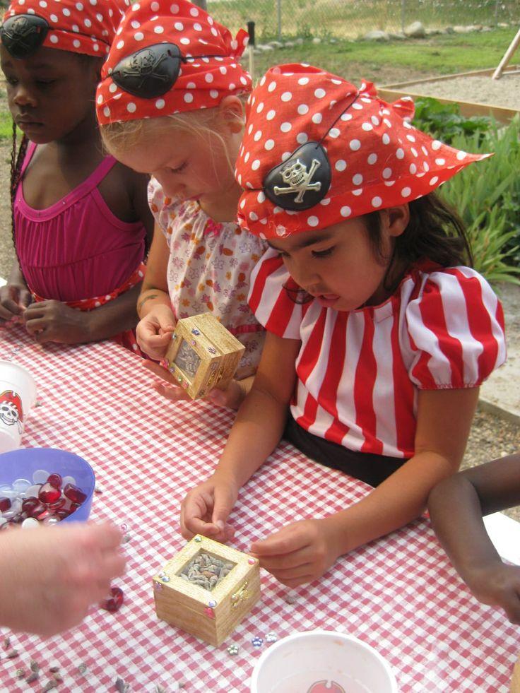 Idee anniversaire enfant theme pirate. Idées de déguisements et activités anniversaire enfants.