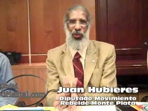 Juan Hubieres dona RD$430,000.00 para trasplante Médula Ósea a joven dep...