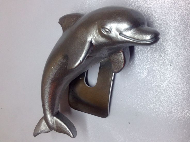 Diving weights, Dolphin silver, 0,3 kg