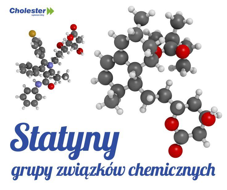 Statyny na cholesterol a skutki uboczne  #cholester #zdrowie #statyny