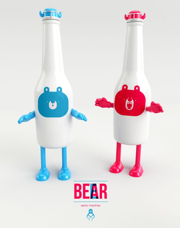 ICE BEEAR on Behance