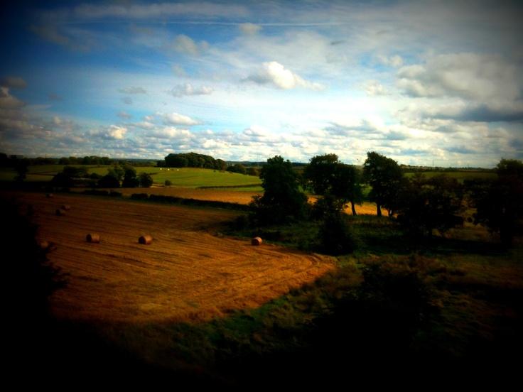 Edinburgh-Glasgow by train