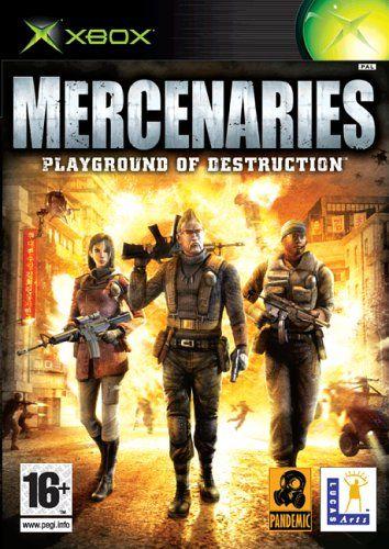From 2.00:Mercenaries (xbox)