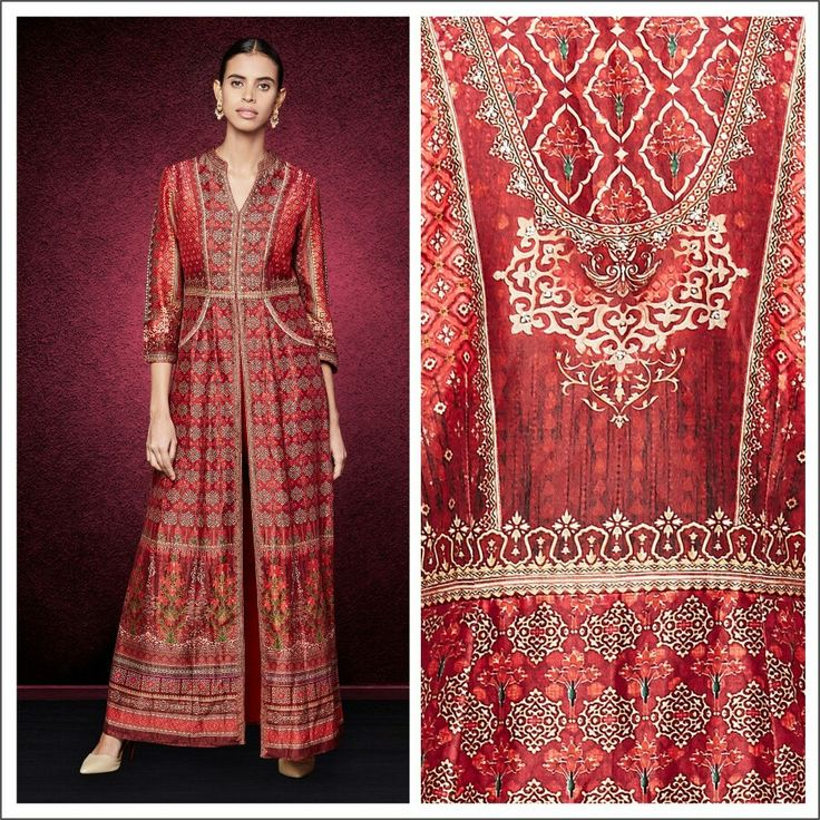 #anitadongre #bridal #bride #brides #gotapatti #rajasthan #india #indian #handcrafted #handmade #pret #tunic #prints #embroidery