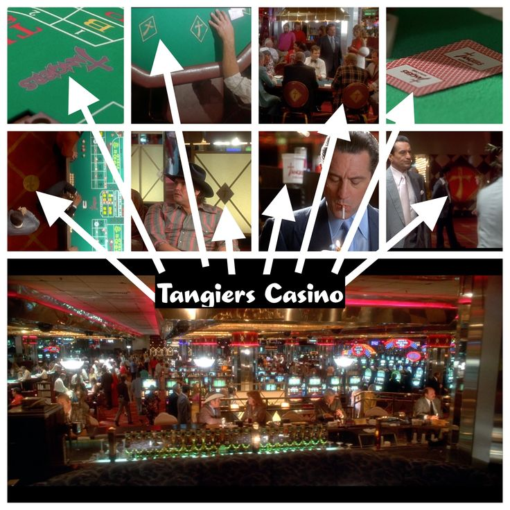 Tangiers Las Vegas Casino