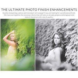 Best Free Web & Photo Enhancer Photoshop Action