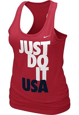 Nike Team USA 2012 Olympics Women's Racerback TankUsa 2012, 2012 Olympics, Women Racerback, Olympics Team Usa, Clothing, Sports, Olympics Women, Nike Team, Racerback Tanks
