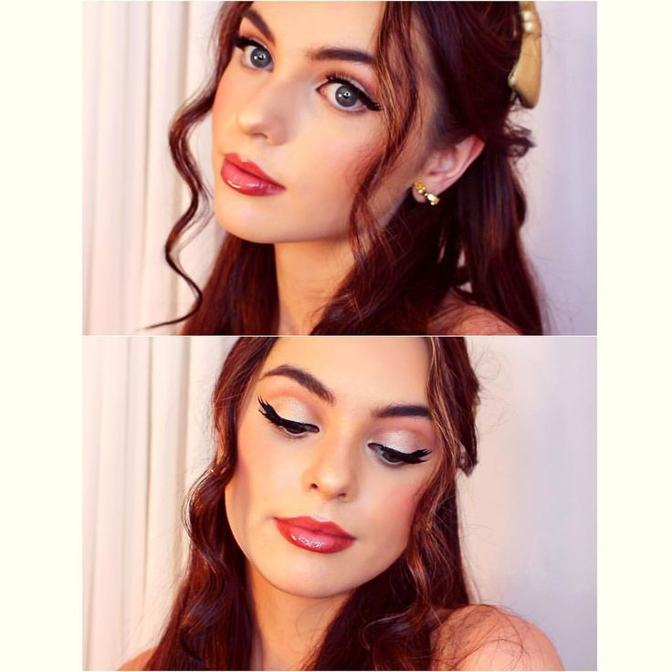 """Jackie Wyers on Instagram: """"Have you seen my Belle from Beauty and the Beast makeup and hair tutorial? live on my channel! Make sure to leave me a comment, I'll be responding in a bit #beautyandthebeast #belle @disneystyle"""""""