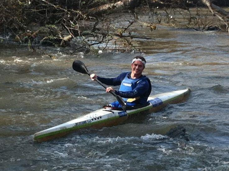 canoe race on the klip river, south africa #kayak #dabskayak #adventure