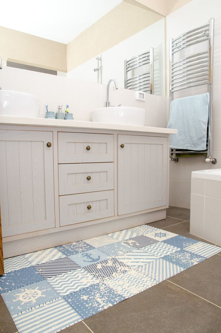 Floor covering bathroom - Decorative Vynil Rugs Our Decorative Vinyl Rugs Are Designed For Home And Office Floor Covering