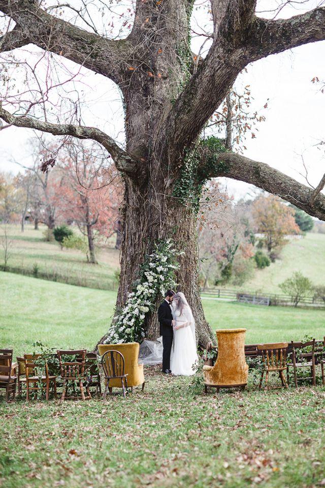 Simple Rustic Wedding Decorations