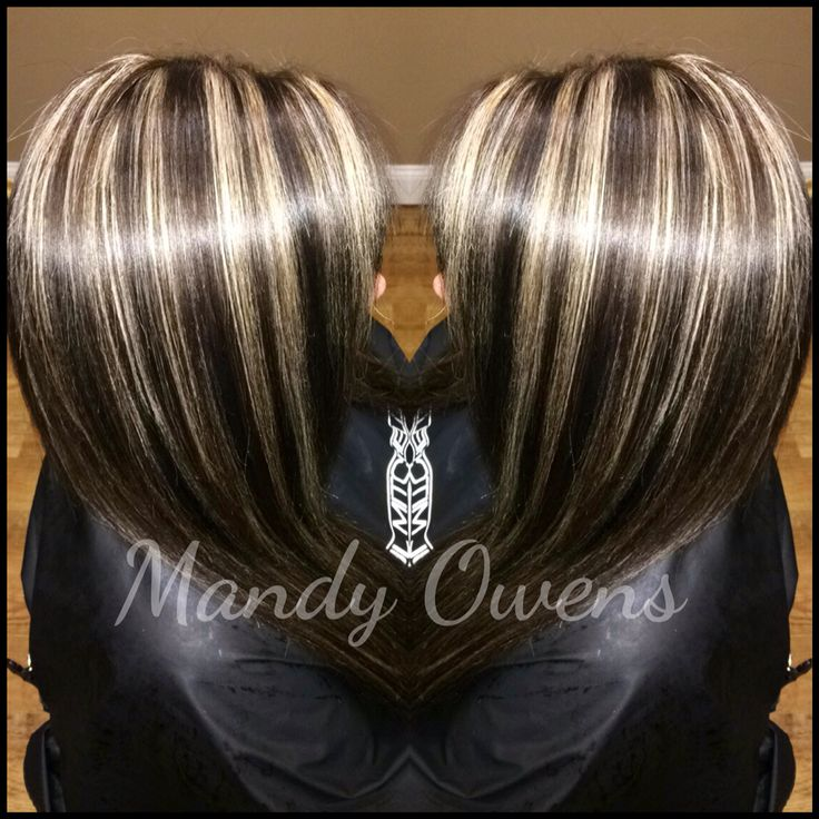 The 25 best chunky highlights ideas on pinterest blonde chunky highlights and lowlights by mandy owens solutioingenieria Image collections