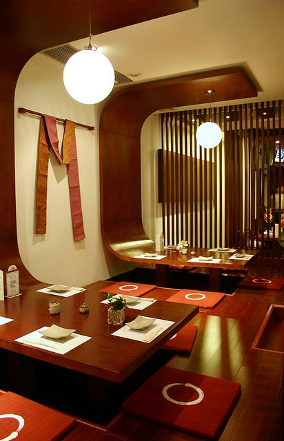 Create a home with a touch of old world class and pops of bright, fun colors with an Asian-Japanese interior designstyle.    Find more great interior design tips at www.myspacedesigners.com.     Easy For Your Home Decoration Check it Out!