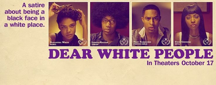 Dialogic Cinephilia: Dear White People (USA: Justin Simien, 2014)