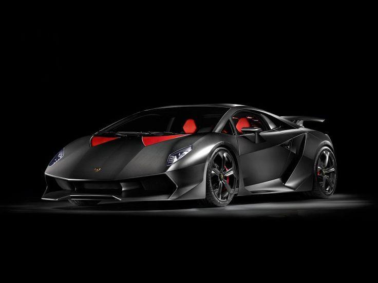 Lamborghini Sesto Elemento (Konzept)