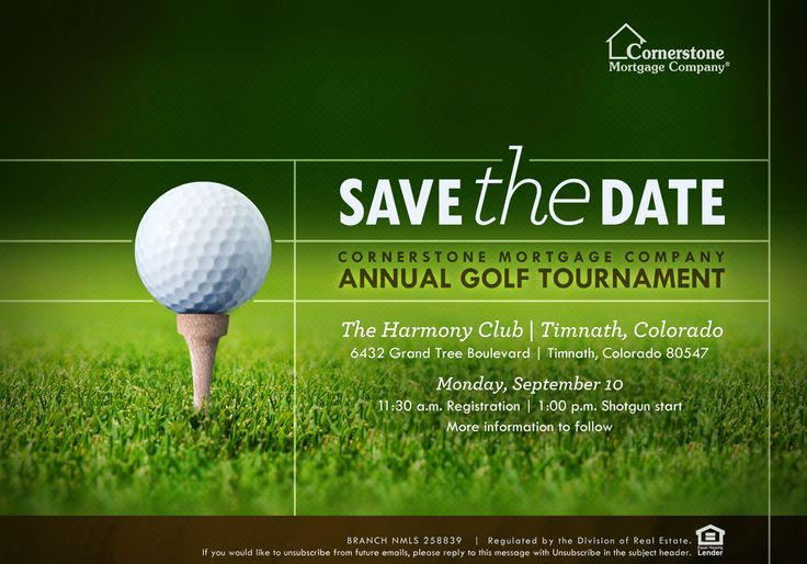 conference save the date template - 12 best outing invitations images on pinterest golf