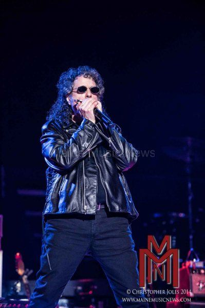 ~ The J. Geils Band performed at the Cross Insurance Center in Bangor ...