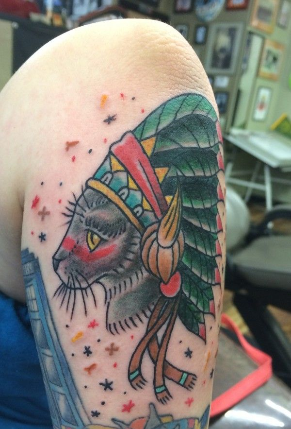 by Phil at Cheyenne Mountain Tattoo in Colorado Springs