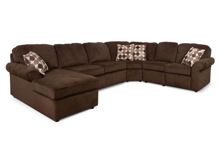 Customer Favorite Transitional Style. England Living Room Sectional  2400 Sect   Smith Village Home