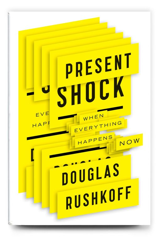 Present Shock - book cover