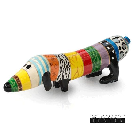Hotdog MultiColor - XS - Niloc Pagen