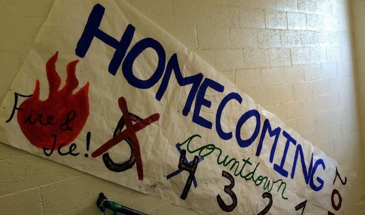 homecoming football poster ideas - Google Search | Senior