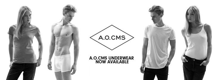 Unterwäsche von A.O. CMS - Neu im Online Shop