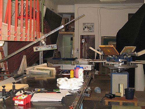 Siebdruckwerkstatt Neukölln