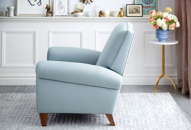 Exclusively Ours: Finally, a Gorgeous Recliner!