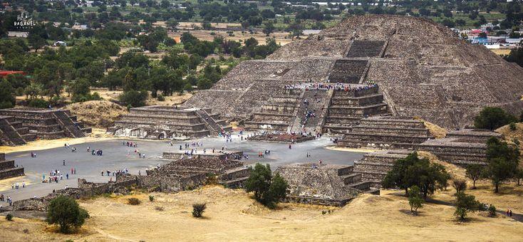Мексика 2017 - Paganel