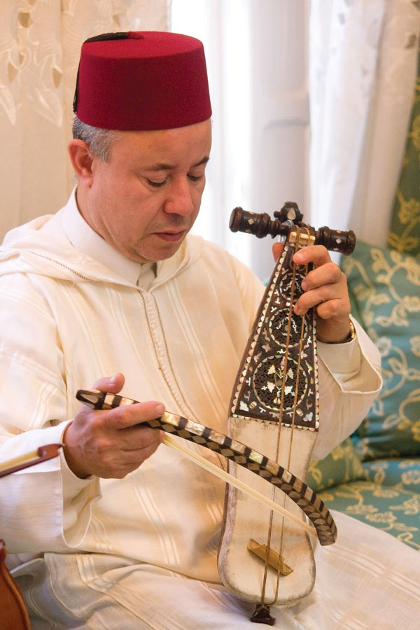Music from Tetouan, Morocco