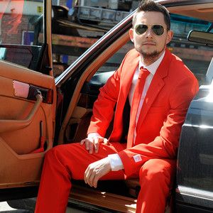 Red Devil Suit, £55, now featured on Fab.
