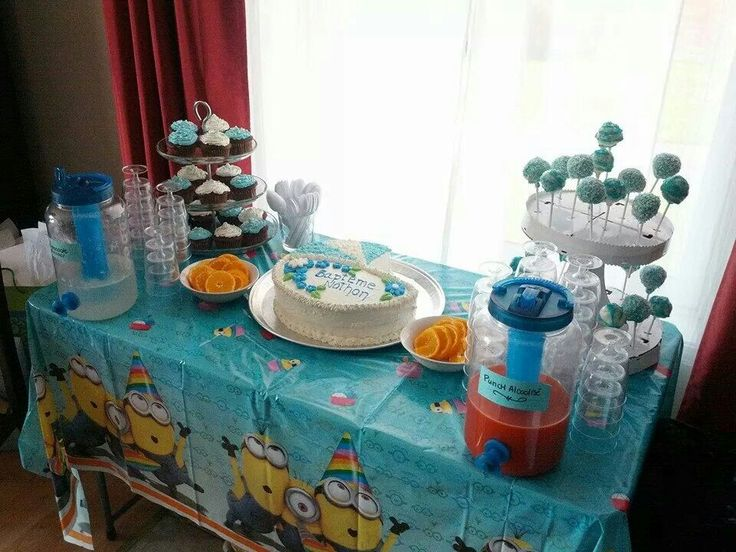 Ma Table à desserts!