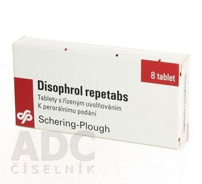 Disophrol repetabs