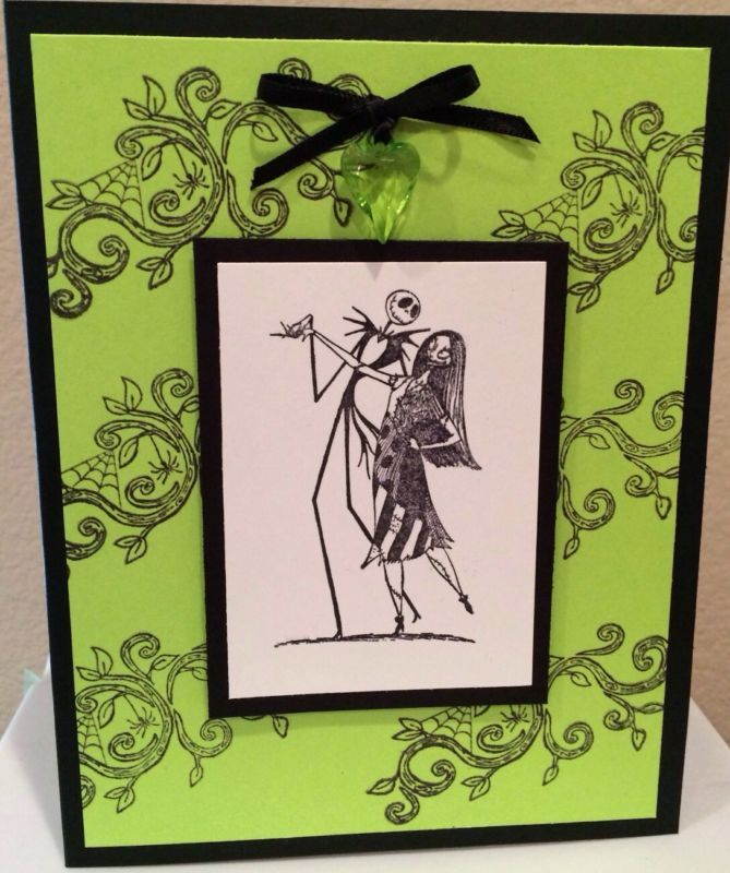 14 best Cards images on Pinterest | The nightmare before christmas ...