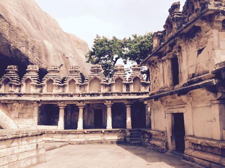 The fort in ChitraDurga, karnataka. Alok Bhartia #alokbhartia #alokbhartiachairman #alpanabhartia #shivanginibhartia #alokbhartiatraveler #travel #karnataka